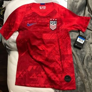 USA Youth Women's Soccer Jersey